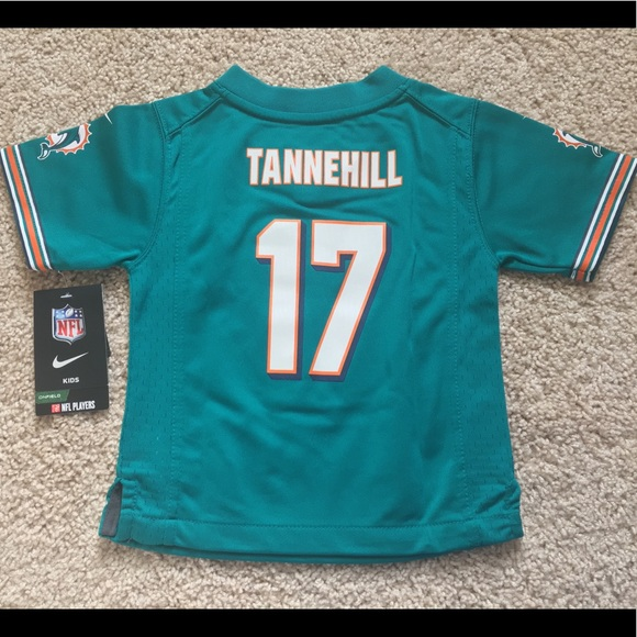 new style a6ab7 ff0df Nike Miami Dolphins Ryan Tannehill jersey 24M NWT